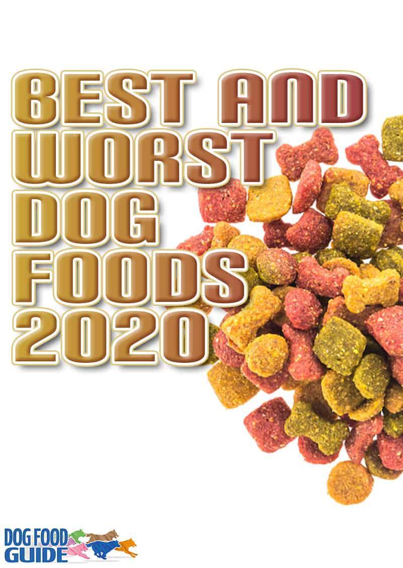 10 Best \u0026 Worst Dog Foods in 2020