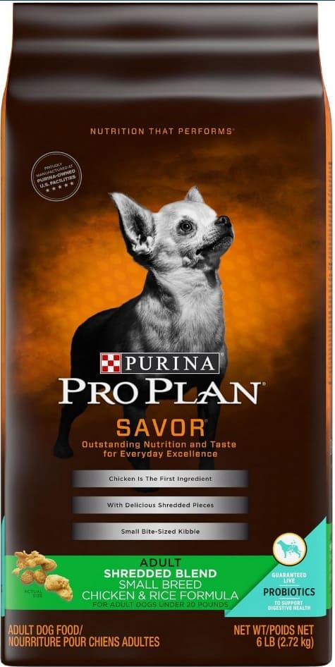 10 Best (Healthiest) Dog Foods for Small Breed Dogs in 2020 22